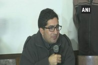 Not An Alternative, I See Myself As Addition To Existing Politics: Shah Faesal