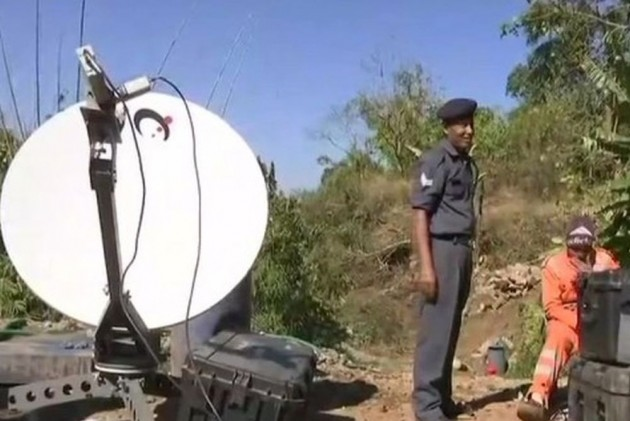 Navy Deploys Five Remotely-Operated Vehicles To Rescue Trapped Miners In Meghalaya