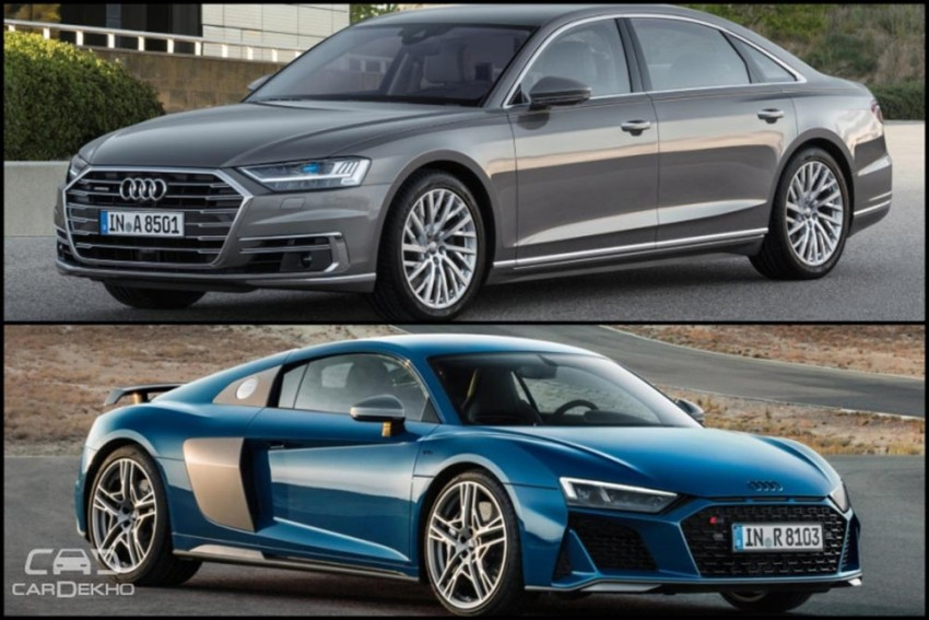 New Audi A8, R8 Confirmed For India; Launch This Year