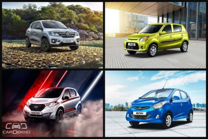 Cars In Demand: Maruti Suzuki Alto, Renault Kwid Top Segment Sales In December 2018