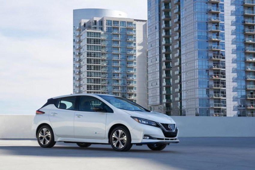 New Nissan Leaf e+ Unveiled; Gets A Range Of Over 360Km!