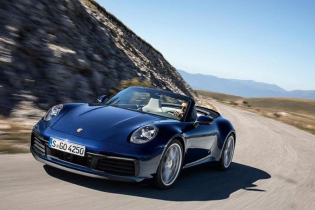 New Porsche 911 Cabriolet Looks Sweet, Goes Like Stink