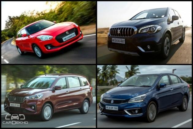 January 2019 Waiting Period On Maruti Cars: When Can You Get Delivery Of New Ertiga, Swift, Dzire, Vitara Brezza, Baleno