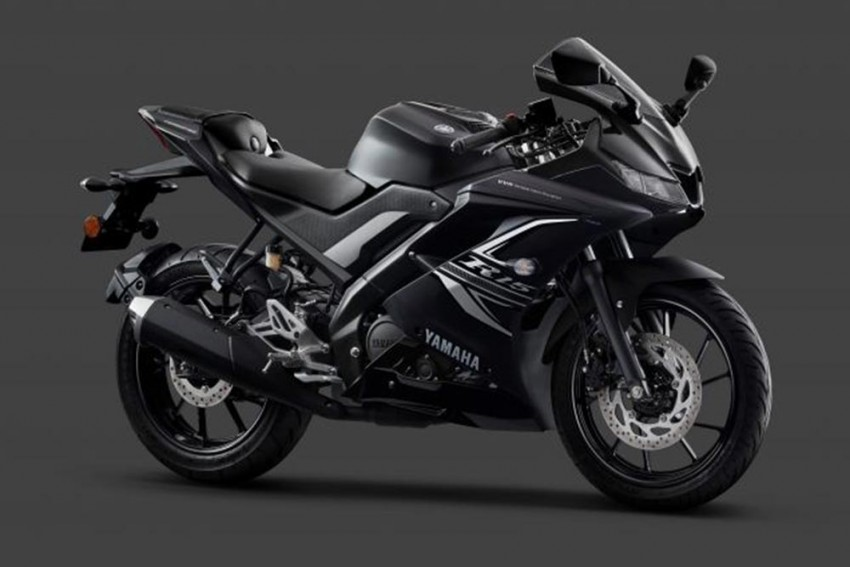 Yamaha Equip R15 V3 With Dual-channel ABS