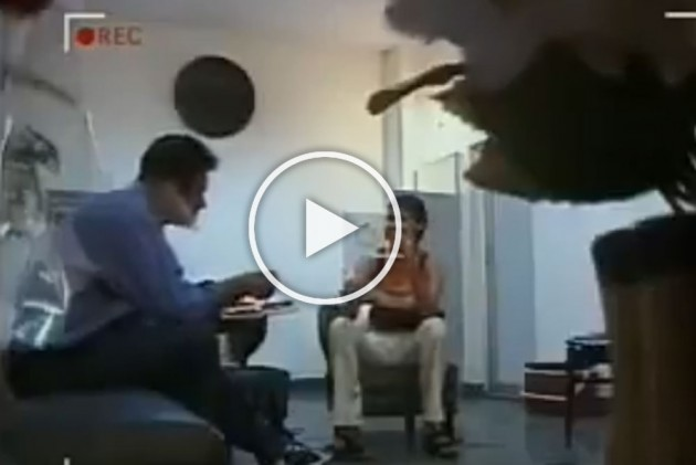 WATCH: Old Video Of Girl Making Marriage Proposal To Dravid