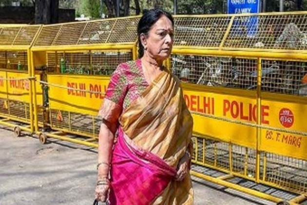 Saradha Case: Nalini Chidambaram Gets Interim Protection From Arrest
