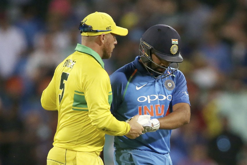 India's Tour Of Australia, 1st ODI: Despite Rohit Sharma's Ton, India Suffer 34-Run Defeat