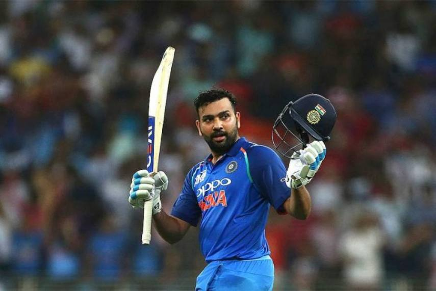 Rohit Sharma Hits 22nd ODI Hundred – All The Records