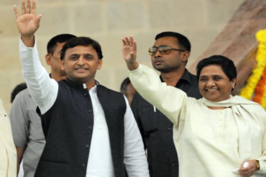 Akhilesh Yadav, Mayawati Set To Announce UP Alliance Without Congress, Party Calls It 'Dangerous Mistake'