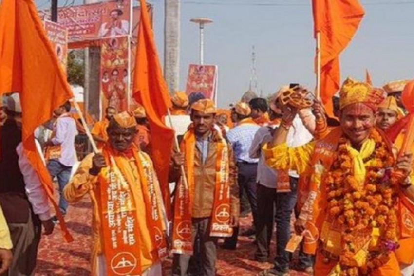 Govt Should Enact Law For Construction Of Ram Temple In Ayodhya: VHP