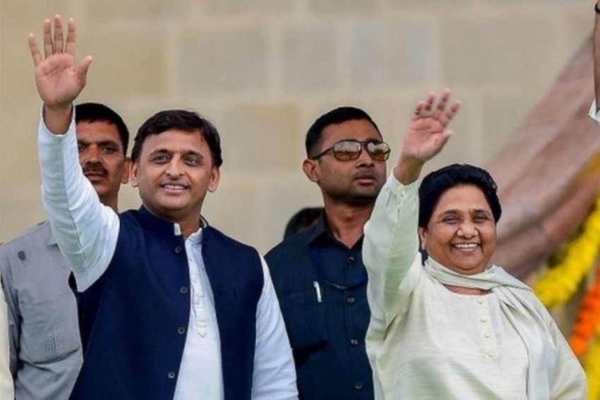 As SP, BSP Join Hands, Congress Says It Will Go For A Friendly Fight
