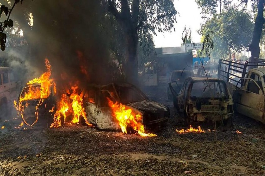 National Security Act Invoked Against Three Accused In Bulandshahr Violence