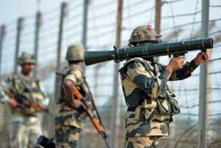 BSF Personnel Killed In Pak Firing In J&K's Kathua District