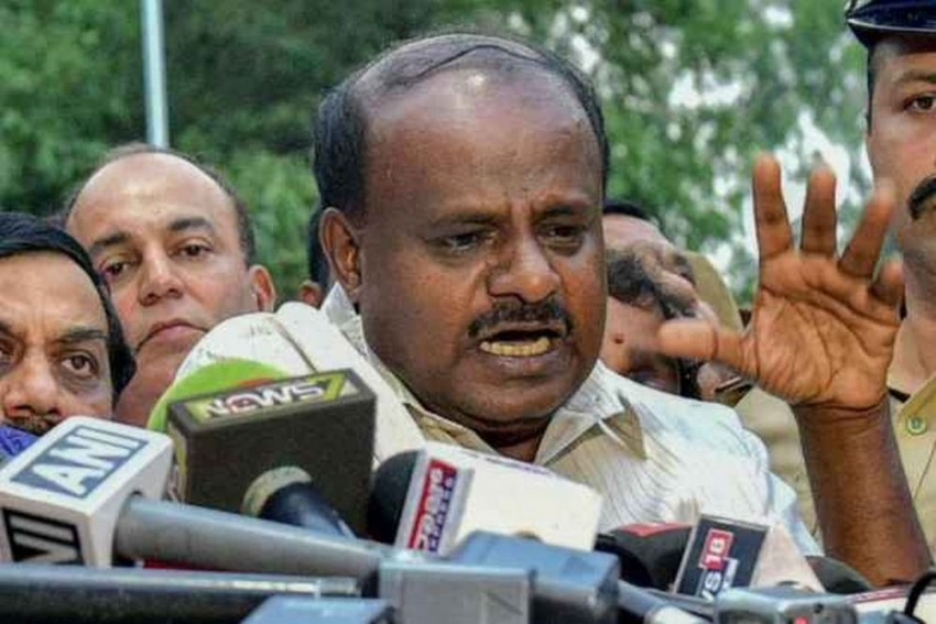 Two Independent MLAs Withdraw Support In Karnataka, 'Totally Relaxed', Says Kumaraswamy