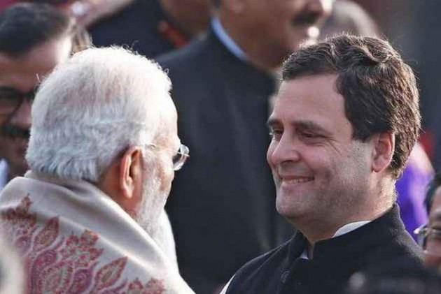 Rahul Gandhi Takes Jibe At Modi, Says Want To Congratulate PM On 'World Famous' Award
