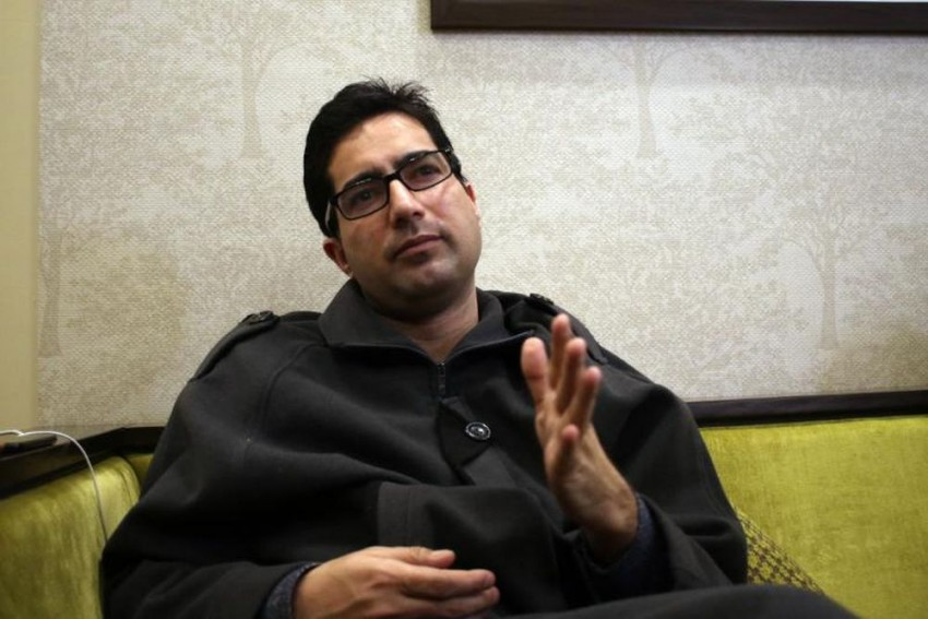 My Politics Is For Governance, Not For Conflict Resolution: Shah Faesal