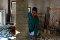 C/O Arthouse: How A Family Helps Their Village In Odisha Make A Living Through Art