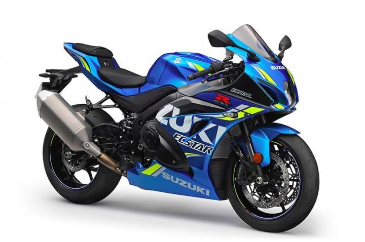 New Suzuki GSX-R1000 Details Leaked
