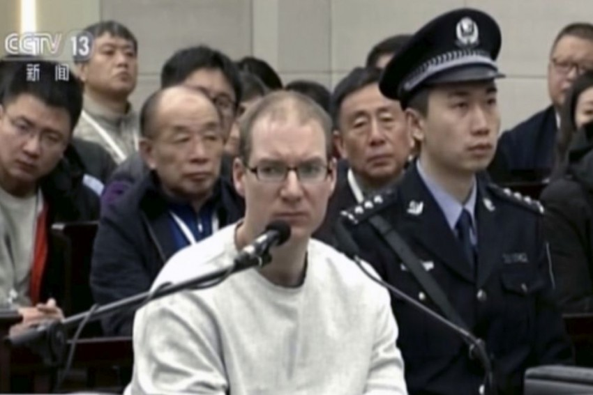 Amnesty International Urges China To Revoke Canadian Citizen's Death Sentence