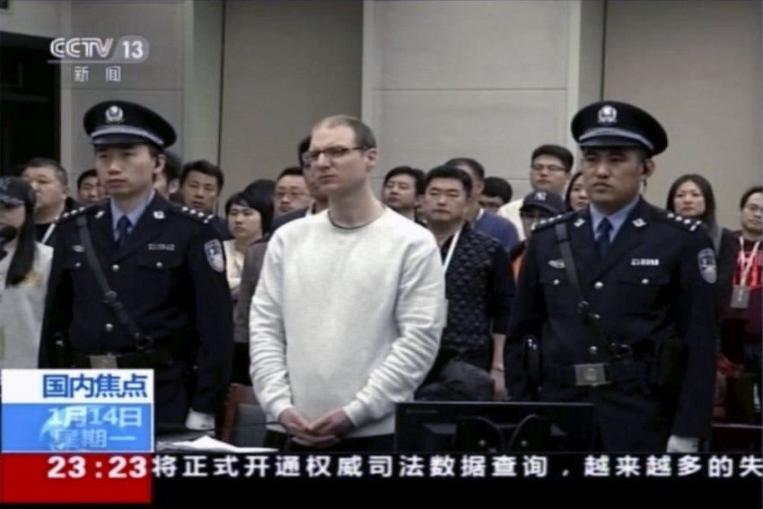 China Confirms Death Sentence To Canadian For Drug Smuggling