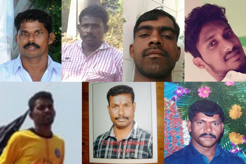 Close To Month Since 'Missing', Families Of 7 Fishermen Pin Hope For Their Survival