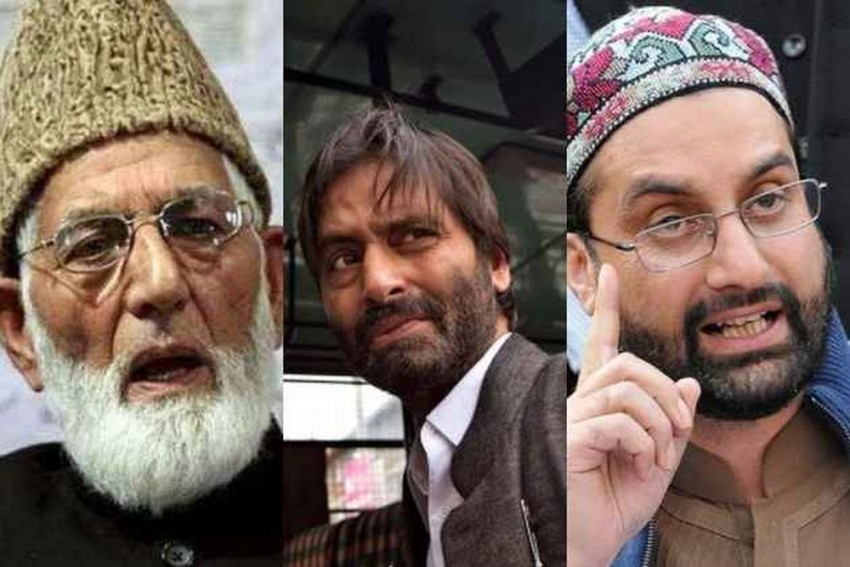 JNU Sedition Case: Separatists Say Charge Sheet Against 7 Kashmiris Is 'Vindictive'