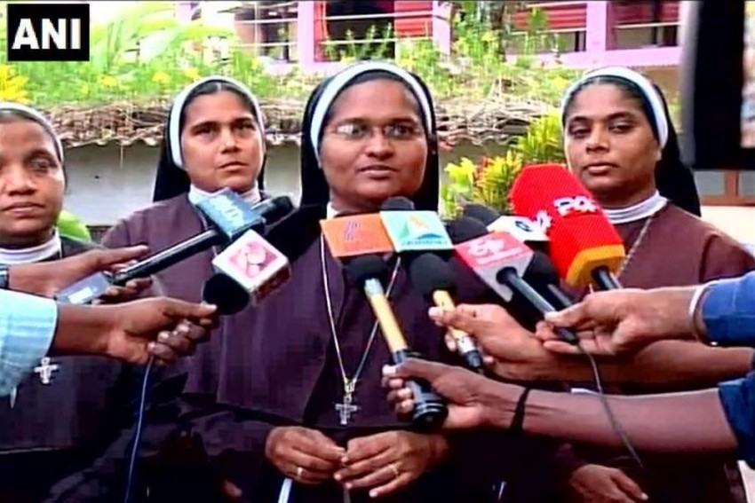 Kerala Nuns Who Protested Against Bishop Mulakkal Refuse To Obey Transfer Orders