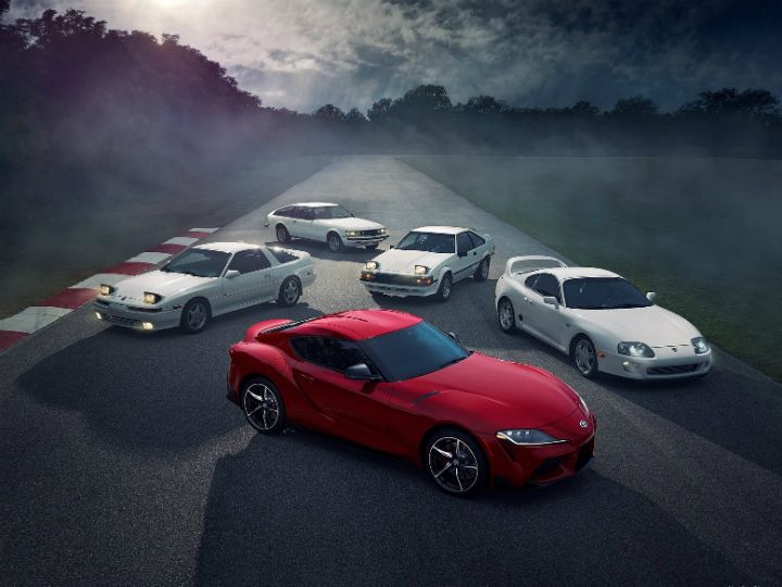 The Toyota Supra Is Back!