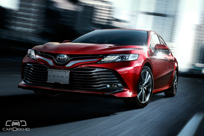 Toyota Camry Details Leaked Ahead Of Launch This Week
