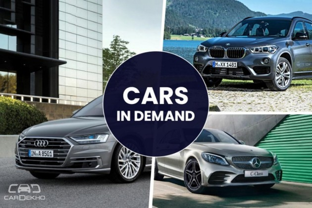 In Demand: Mercedes-Benz, BMW Dominate The Luxury Segment, Audi Comes A Distant Third In 2018