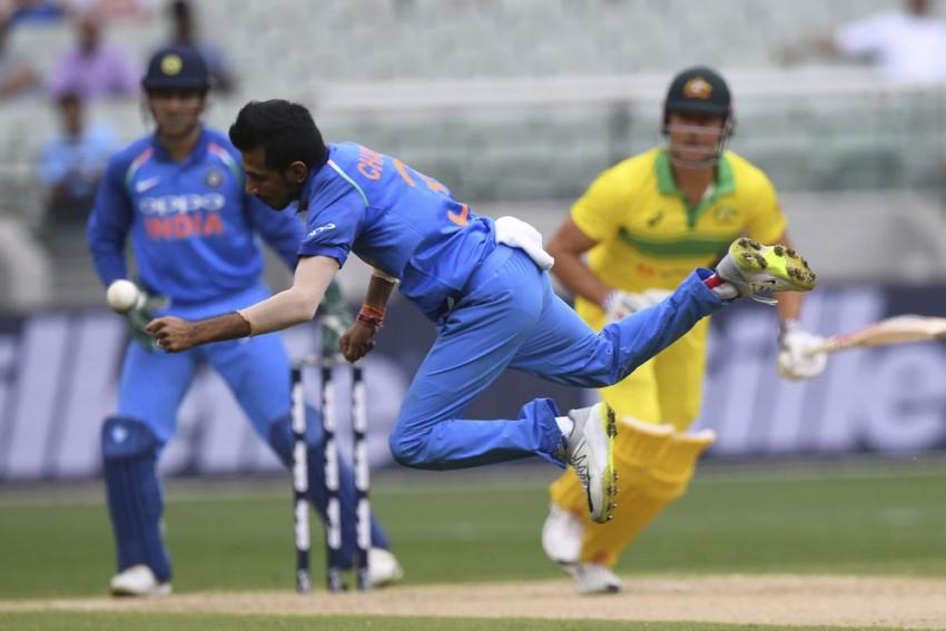 Australia Vs India, 3rd ODI: Yuzvendra Chahal Takes Six Wickets At Spin King Shane Warne's Home Ground