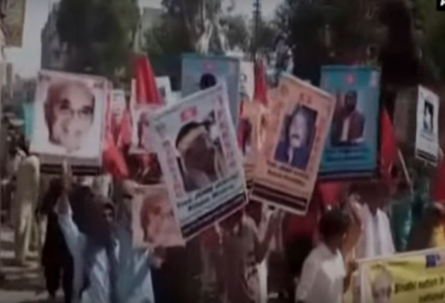 Now Sindhis Demand Independent Nation In Pakistan