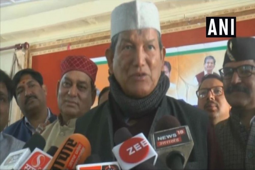 Ram Temple Will Be Built In Ayodhya Only When Congress Comes To Power: Harish Rawat