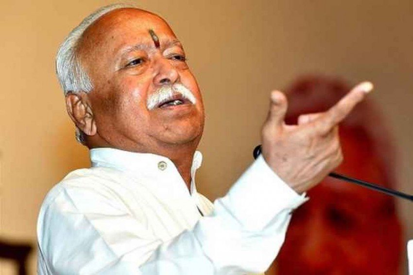 RSS Chief Mohan Bhagwat Takes A Swipe At NDA Govt Over Soldier Deaths, Delay In Ram Temple
