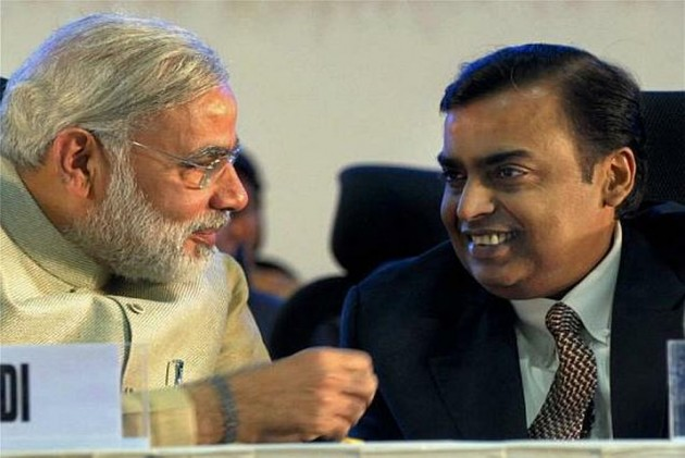 Invoking Mahatma Gandhi, Mukesh Ambani Urges Modi To Act Against Data Colonisation