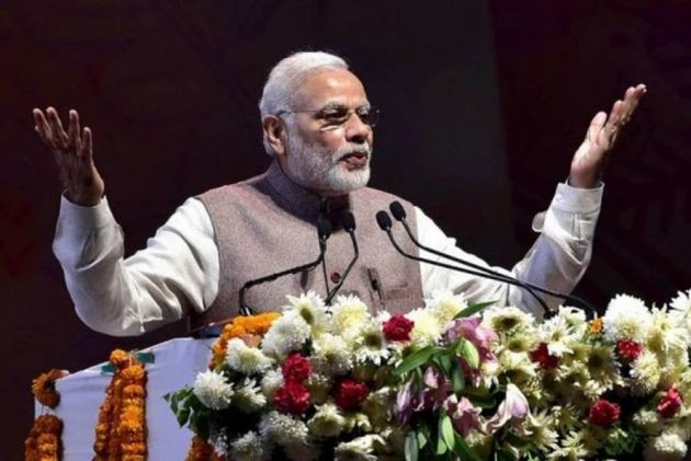 India Aims 'Top 50' Rank In World Bank's Ease Of Doing Business List: PM Modi