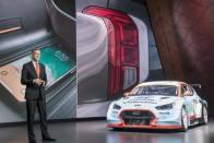 Hyundai Unveils Race-Spec Veloster N, Elantra GT N At Detroit
