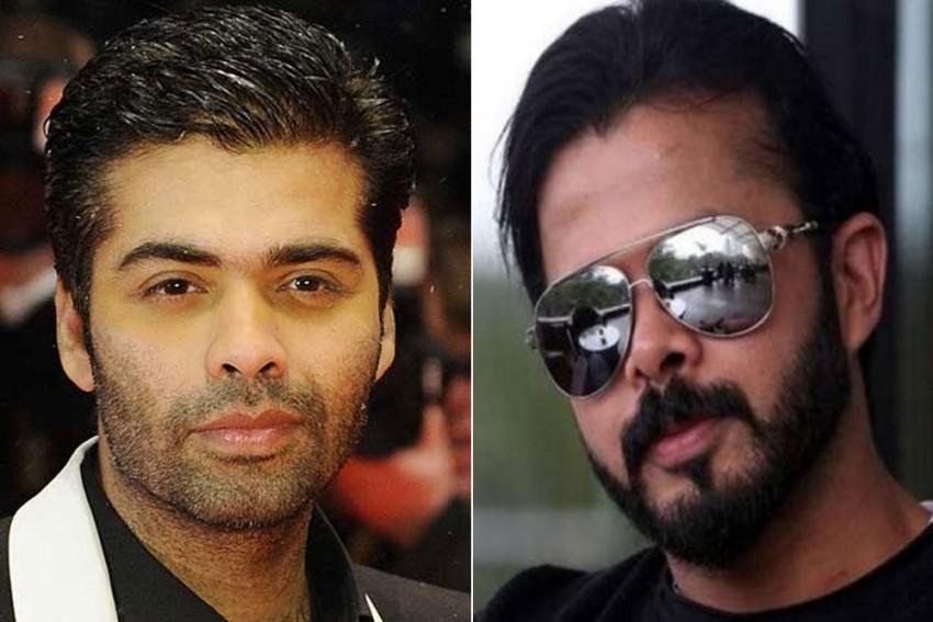 Karan Johar Equally Responsible For Hardik Pandya-KL Rahul Controversy: Sreesanth