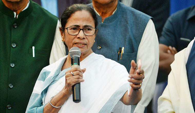 Modi Govt's Expiry Date Is Over. We Are Now Here To Build A New India: Mamata Banerjee At Kolkata Rally