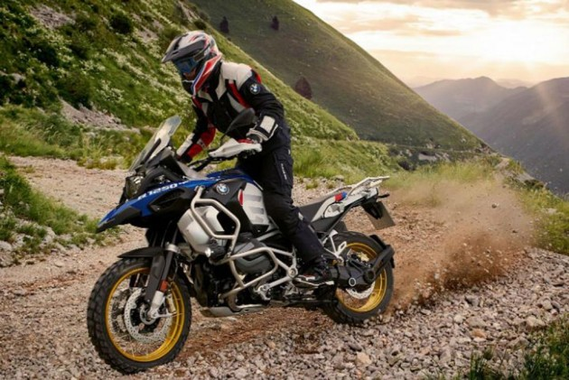 BMW Launches All-new R 1250 GS, R 1250 GS Adventure in India
