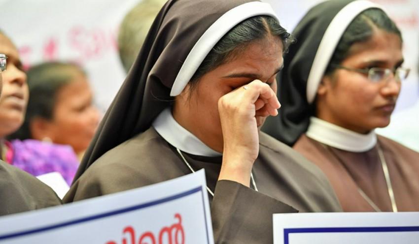 Bishop Franco Case: Kerala Nuns Seek CM's Help To Cancel Transfer Order