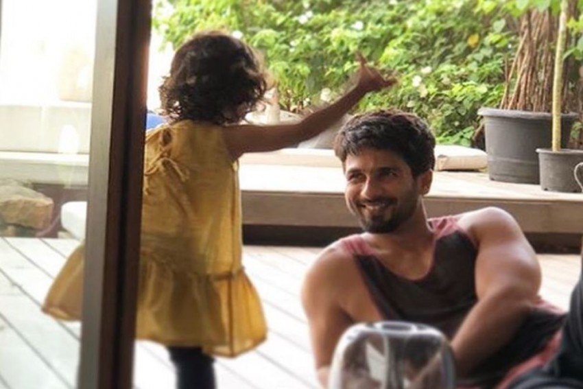 My Wife Tells Me I'm An Obsessive Parent And Need To Calm Down: Shahid Kapoor