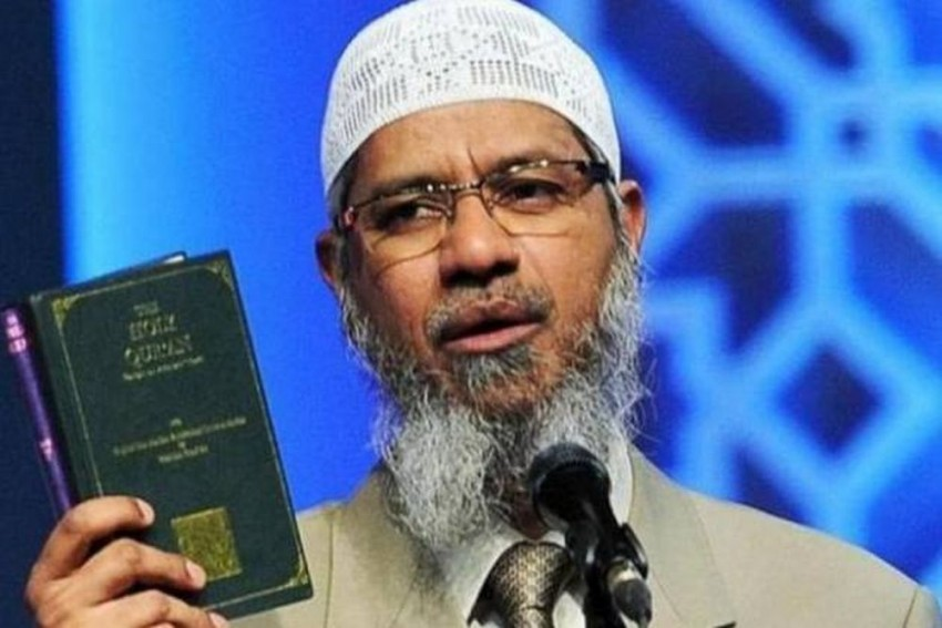 ED Attaches Assets Worth 16.4 Cr In Money-Laundering Probe Against Zakir Naik