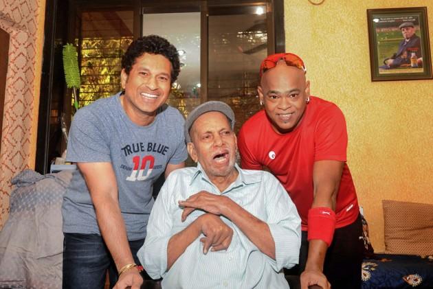 Ramakant Achrekar Obituary: Sachin Tendulkar's Lifelong Coach Is No More
