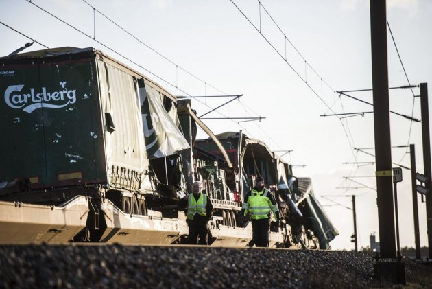 Denmark: 6 Killed In Train Accident On Great Belt Bridge