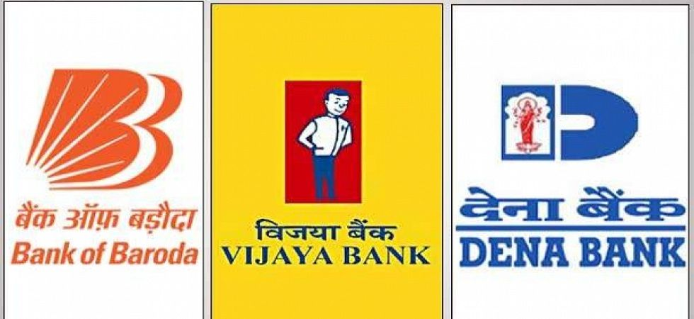 Cabinet Approves Merger Of Dena And Vijaya Bank With Bank of Baroda