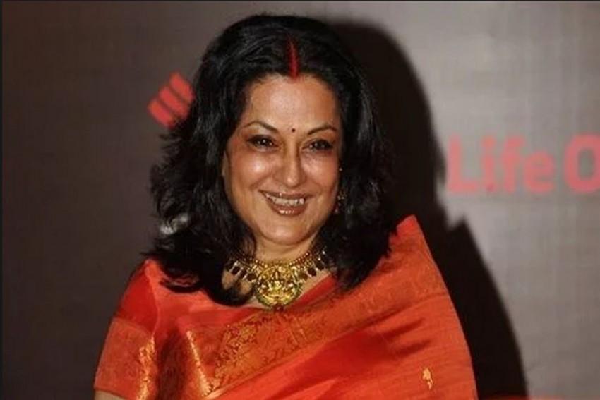 Veteran Actress Moushumi Chatterjee Joins BJP