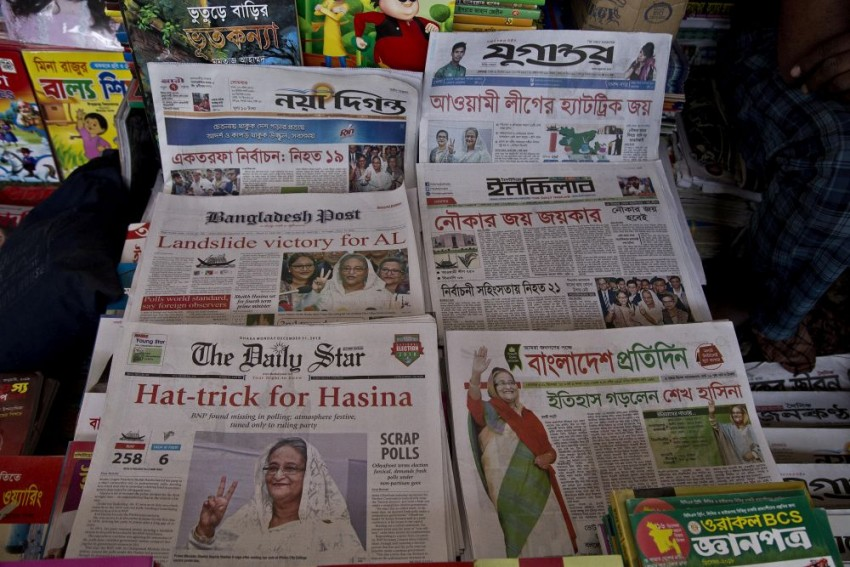 Journalist Arrested For Publishing Fake Information On Polls In Bangladesh