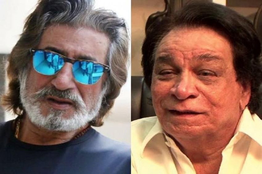 When He Was Suffering, Nobody Was Concerned About Him: Shakti Kapoor On Kader Khan's Demise