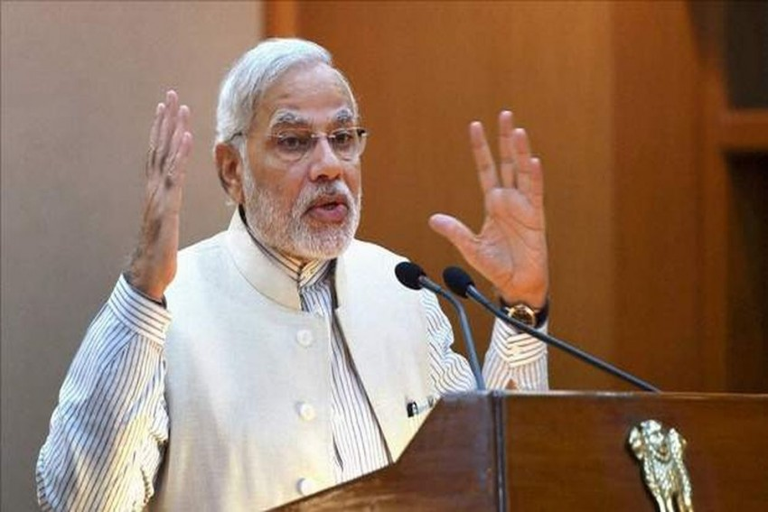 Opposition Making Excuses For Inevitable Defeat In Lok Sabha Polls By Questioning EVMs: PM Modi